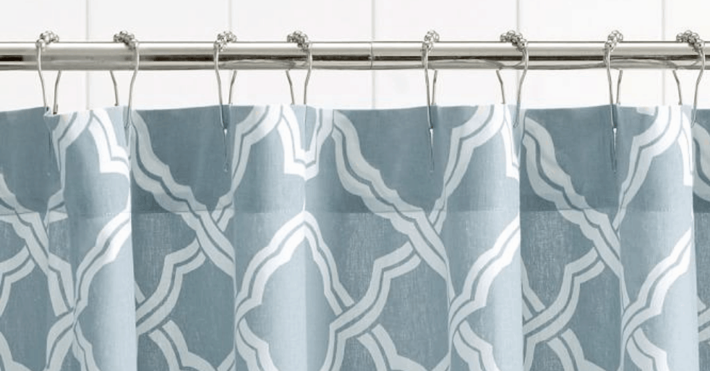 How To Clean The Shower Curtain And Liner
