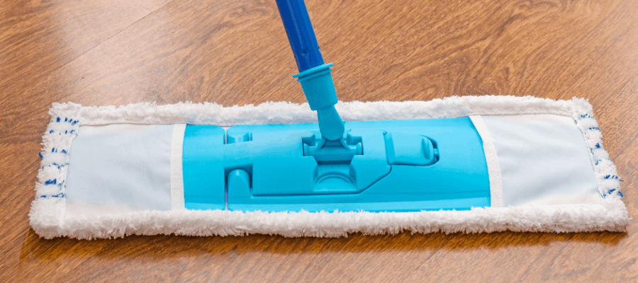 How to effectively clean the floor
