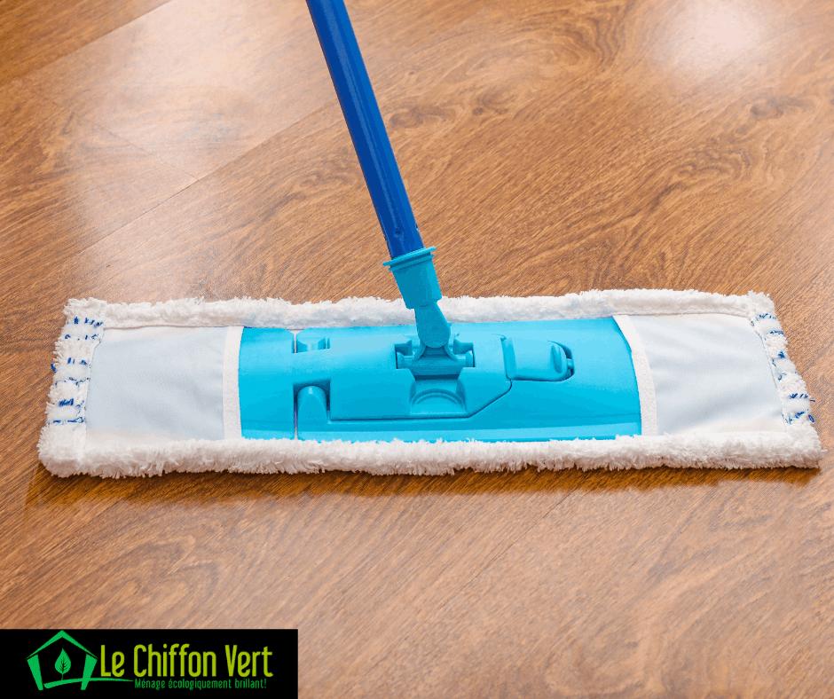 Comment nettoyer efficacement le plancher