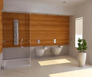 ménage - salle de bain