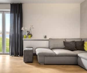 ménage-chambres et sallon